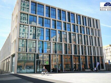 ab 70 m² Büro in der Seestadt Aspern - ERSTBEZUG