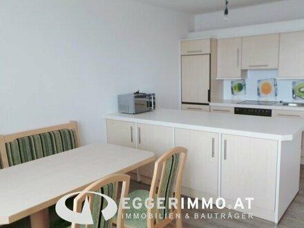 Schüttdorf-Mietwohnung: 46 m2 voll möbliert, sehr gepflegt,großer Balkon, sehr zentral , Lift im Haus, Autostellplatz v…