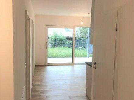 Moderne 50m² Mietwohnung mit 52m² Eigengarten in totaler Ruhelage - Andritz!