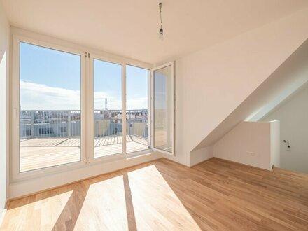 ++NEU++ Tolle 3,5-Zimmer DG-ERSTBEZUG mit Dachterrasse! **VIDEOBESICHTIGUNG**