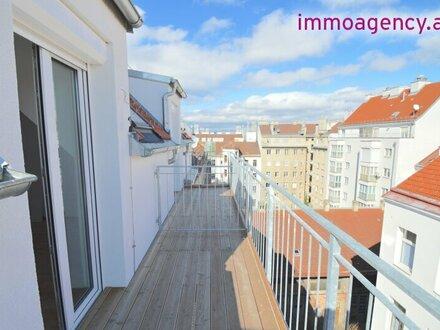 Dachgeschoß, Neubau, + Balkon