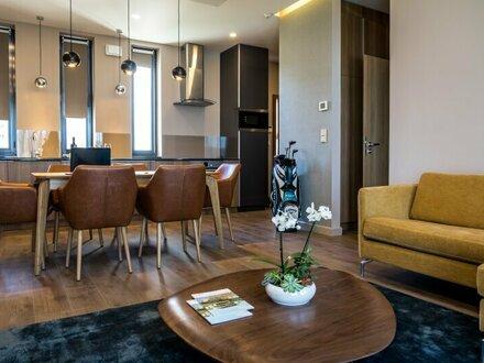 Exklusive 3-Zimmer Wohnung mit großer Terrasse im wunderschönen Ungarn, Nähe Plattensee