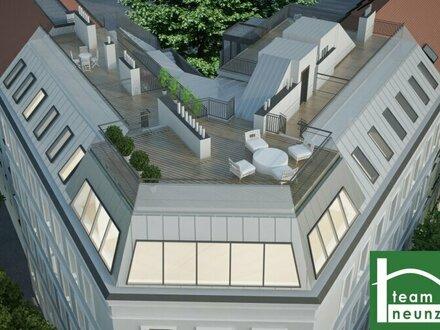Hochmoderne Erstbezugs-Wohnungen mit Charme und tollem Ausblick! Nähe Bahnhof Meidling