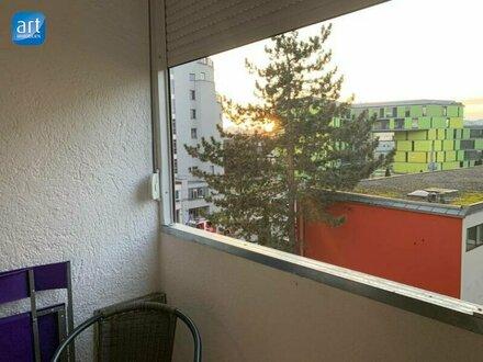 Optimal geschnittene 3Zi Wohnung in Lehen