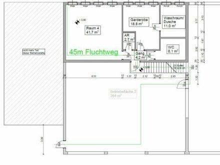 Gewerbeimmobilie zu mieten: rd. 84 m² großes Büro in Melk
