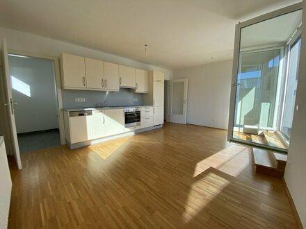 Entzückende 2 Zimmer Wohnung   in Eugendorf   hell und freundlich   mit TG Platz