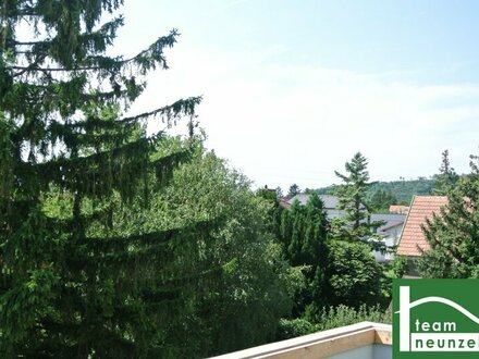 Traumhafter Wohnflair im 21. Bezirk! Moderne Reihenhaushäfte mit großer Dachterrasse & Balkon - Nähe Donauinsel & Bhf F…