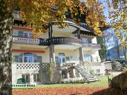 Villa mit einer Traumaussicht bei Berchtesgaden