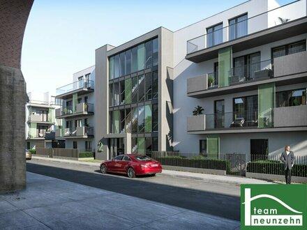 Die Grüne Oase im 23. Bezirk! Charmante Erstbezugswohnung mit Balkon in ruhiger Lage!