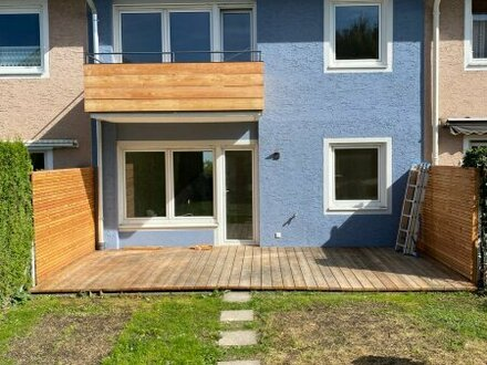 Traunstein: Reihenmittelhaus in begehrter Wohnlage