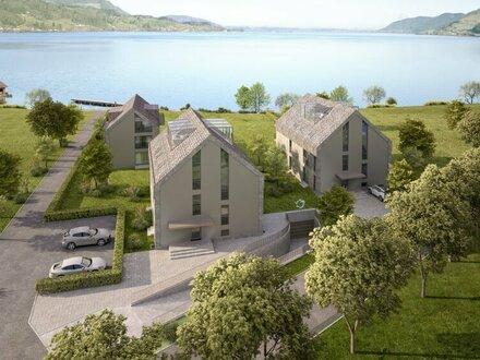 Attersee: 4-Zimmer-Neubauwohnung in idyllischer Lage!