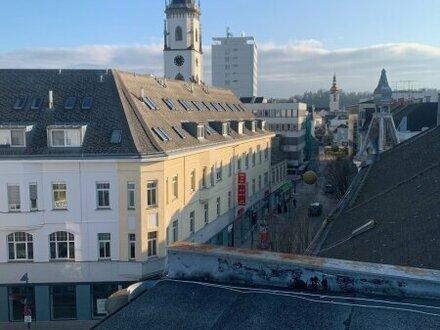 *Zinshaus*Wels-Zentrum*J E T Z T*