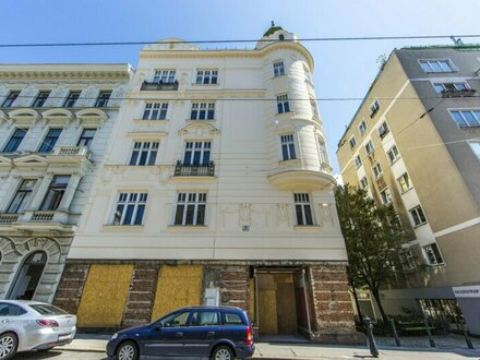 Traumhafte 4 Zimmer Altbau-Wohnung in bester Lage des 9. Bezirks