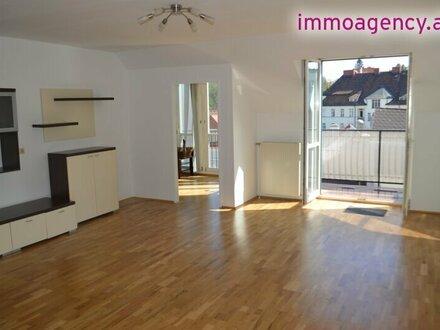 Neubau 4 Zimmer mit Balkon und Terrasse Nähe Stadtplatz