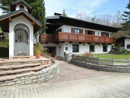 Zweitwohnsitz: Landhaus in Gaißau-Krispl