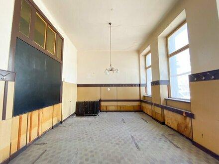 63 m2 Lagerraum, ebenerdiger Zugang, Nähe FH Technikum und U6 Dresdner Straße!