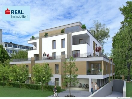 Wohnprojekt mit 20 Einheiten in Salzburg-Schallmoos