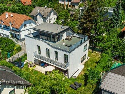Traumhafte 6-Zimmer Villa im 17. Wiener Gemeindebezirk, Nähe Pötzleinsdorfer Schlosspark