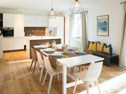 Ruhige 3 Zimmer-Wohnung in Gneis mit Balkon