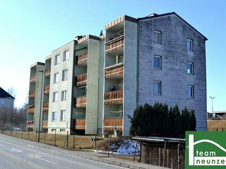Eigentumswohnungen in zentraler Lage in Knittelfeld – mit perfekter Infrastruktur und Murblick.