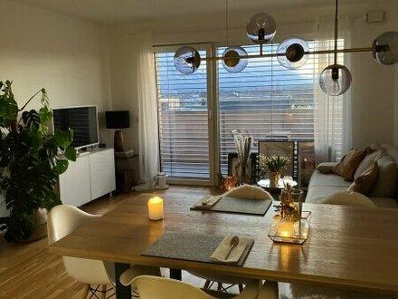 Moderne 2-Zimmer-Neubauwohnung mit Balkon in Bergheim