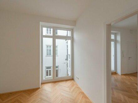++NEU++ Generalsanierte 2-Zimmer Perfekt-ALTBAUwohnung mit sensationellem Balkon/Loggia!