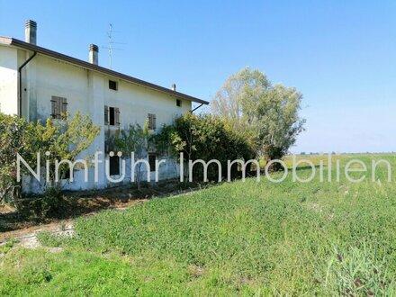 Landhaus mitten im Grünen - Nähe Lignano