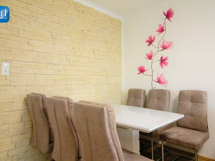 WG geeignete 3-Zimmer-Wohnung mit Loggia