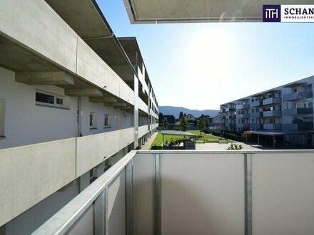 ABENDSONNE PUR: Sehr gepflegte 2-Zimmer Wohnung mit tollen Balkon! Anschauen lohnt sich! PROVISIONSFREI!