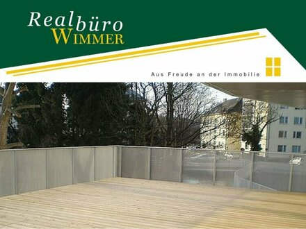 Großzügig und modern + 55 m² Terrasse