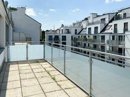 PROVISIONSFREI - Moderne 3-Zimmer Wohnung beim Stadtpark ( + 2 TERRASSEN)