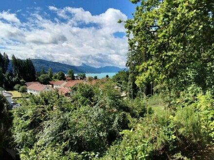 Das Paradies mit Seeblick - Einfamilienhaus in Seewalchen am Attersee
