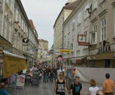 INNENSTADT - BESTLAGE - Verkaufslokal in der Kremser Fußgängerzone