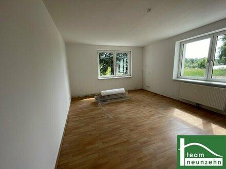 sympathische 3-Zimmer Wohnung mit Fernblick.