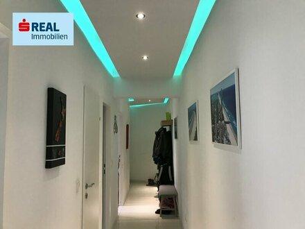Extrem helle, zentrale und ruhige 3 Zimmerwohnung mit großem Gemeinschaftsgarten
