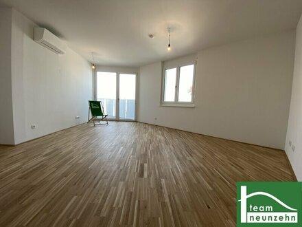 Dachgeschoss mit Klimaanlage! Flair City Living! Erstbezugswohnungen in ruhiger Lage! Traumhafte Dachterrasse