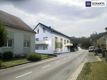FRAGEN SIE NACH! Wir BIETEN 657 m² Nutzfläche in der Ost-Steiermark, welche in 10 Wohnungen aufgeteilt werden kann! Bau…