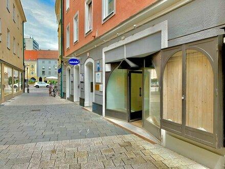 Charmantes, repräsentatives Geschäftslokal in Toplage
