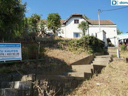 3400 Maria Gugging Haus mit Potenzial auf 879m² großem Südhang mit schöner Aussicht