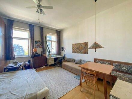 Singlewohnung, Ein-Zimmer Wohnung Nähe U6 in der Marchfeldstraße!