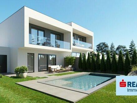 Neubauprojekt - Doppelhaushälfte in Adlwang