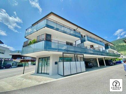 Neuwertige 4-Zi.-Wohnung mit XL-Balkon u. 3 Bäder in Altenmarkt im Pongau