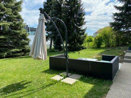 Gartenwohnung in ruhiger Lage