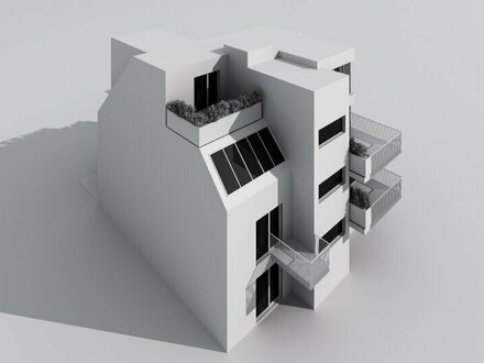Exklusive 5 Zimmer Dachgeschosswohnung mit Freiflächen zu verkaufen