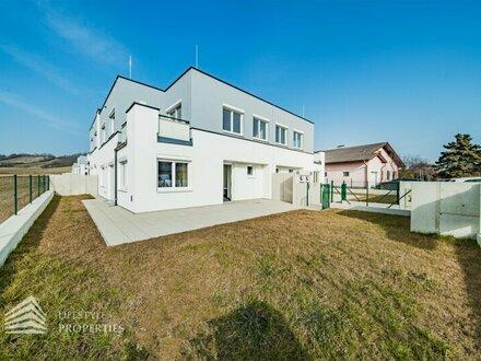 Wunderschöne Doppelhaushälfte in Ziegelmassivbauweise in Putzing am See