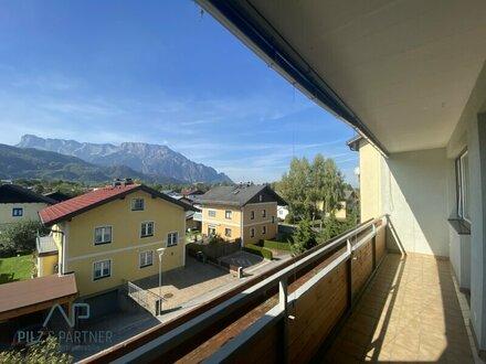 Sonnige 3-Zimmer-Wohnung in Bestlage von Puch!