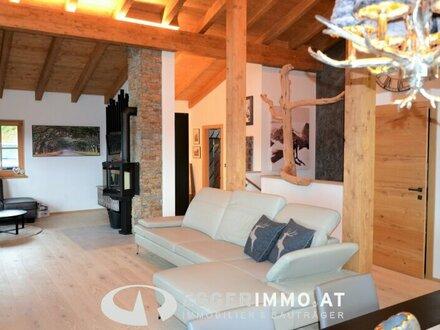 Neubau-Chalet mit Luxuscharakter zur touristischen Nutzung in Mühlbach am Hochkönig zu verkaufen