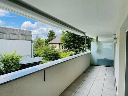 Familiengeeignete 4 Zimmerwohnung mit großer Terrasse/Balkon - Salzburg Kasern