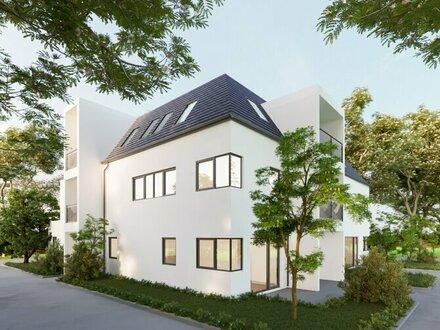Dorfleben im idyllischen Irrsdorf bei Straßwalchen: 4–Zimmer-Wohnung im 1. Obergeschoss