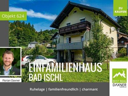 Einfamilienhaus in traumhafter Lage von Bad Ischl!!